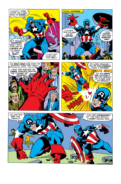 Captain America (1968) Issue #221 #135 - English 4