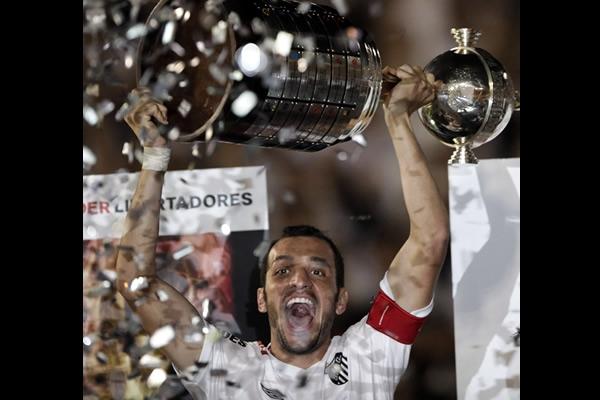 Santos Campeon Copa Libertadores 2011