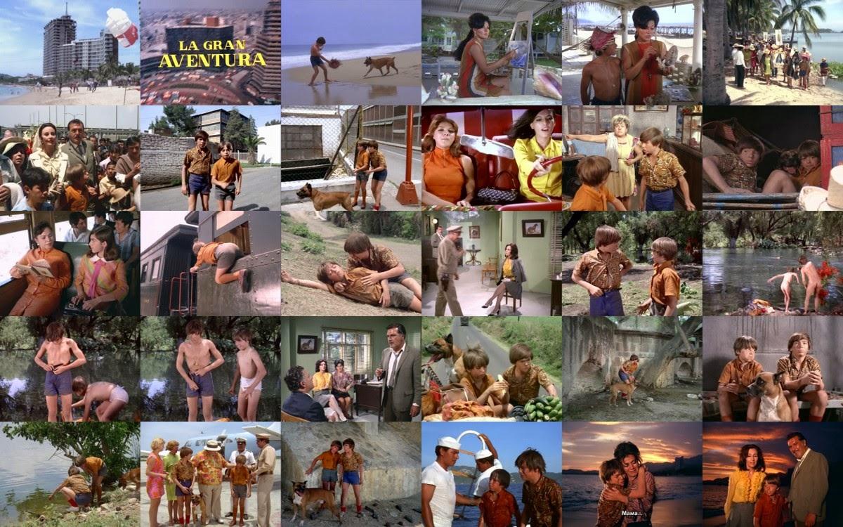 Большое приключение / La Gran Aventura. 1969.