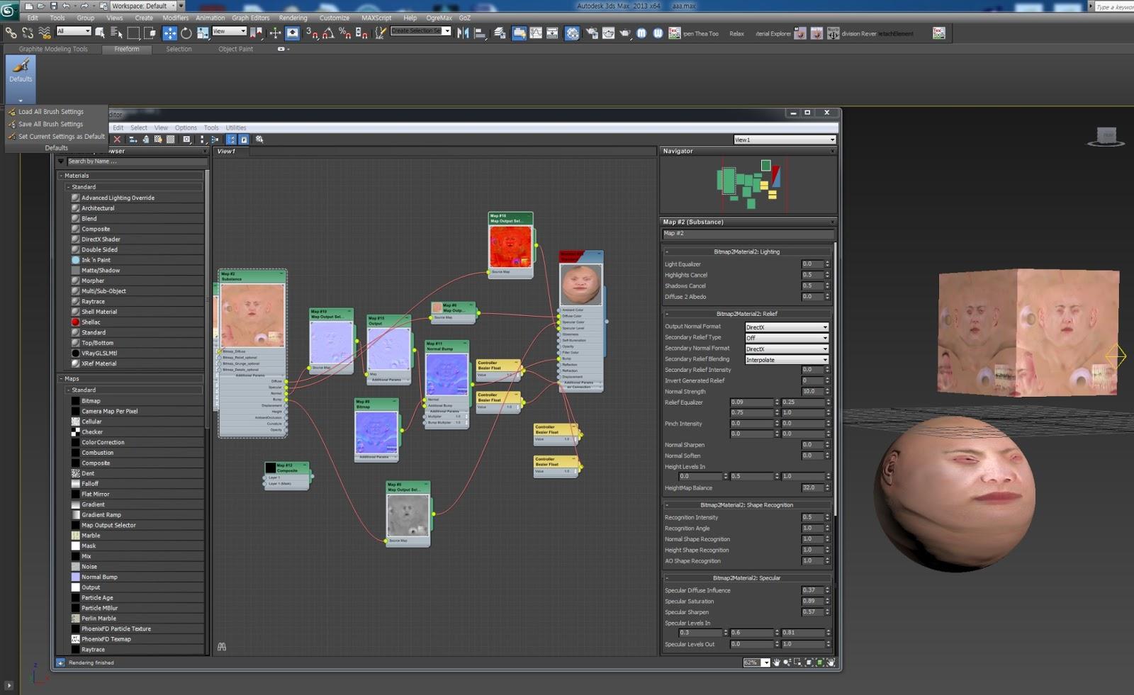 leegoonz gamedev  portfolio   shader substance