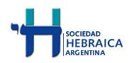 Sitio oficial de Hebraica