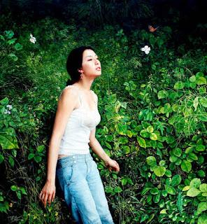 Mujeres Chinas Pintadas al Oleo Realismo