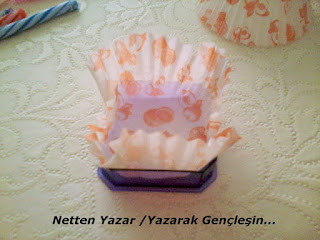 Mumdan İğnelik Yapımı - Make Pin Cushion With Candles