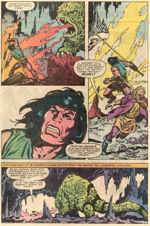 Conan the Barbarian (1970) Issue #144 #156 - English 3