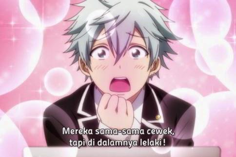 Yamada-kun to 7-nin no Majo Episode 02 Subtitle Indonesia