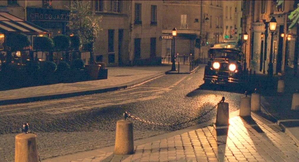 essays on midnight in paris