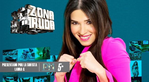 Poster del programa Zonda Ruda (que se transmite a través de Canal 5, en la barra PM Canal 5), conducido por la intelectual de izquierda Laura G. | Ximinia