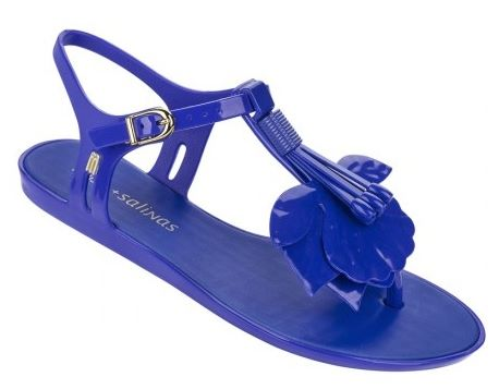 Melissa x Salinas Solar Tassel Sandal