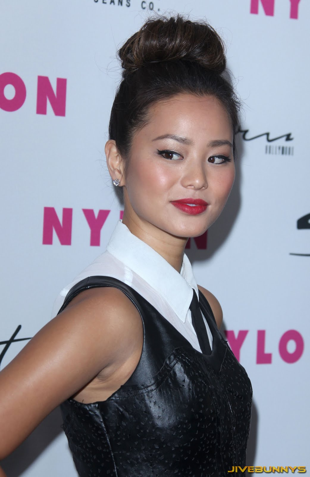 Jamie chung for the coveteur body