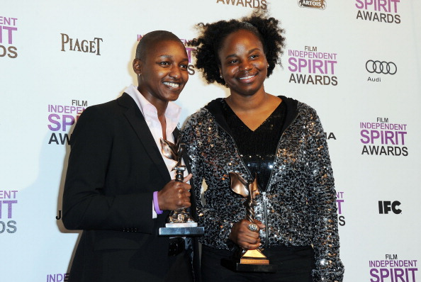 The 2012 Spirit Awards had more people of color than the 2012 Oscars did. Sorry, Oscars, just because you have all those gold little people in the theater doesn't mean your show is diverse.