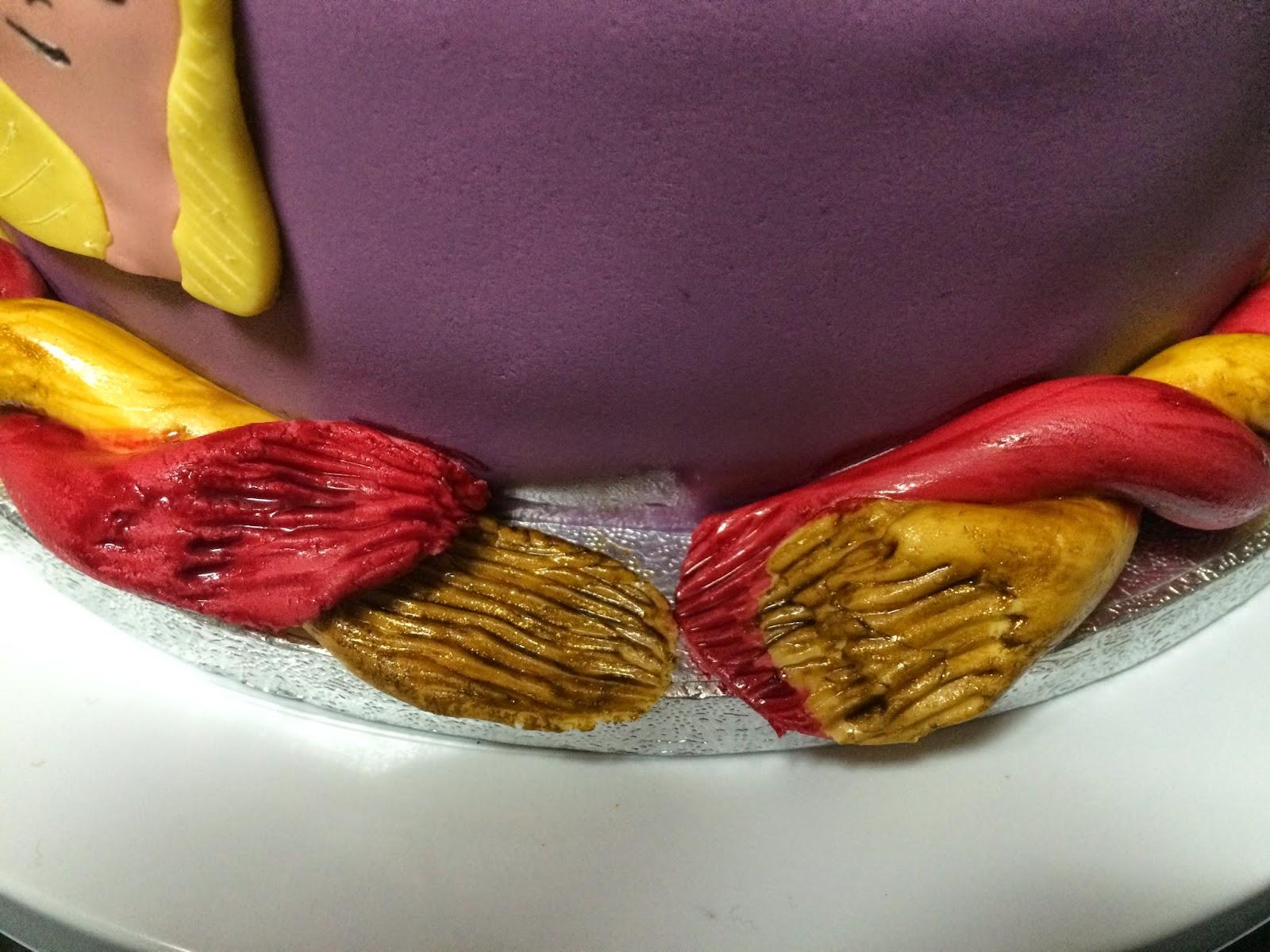 Tarta Gitanos