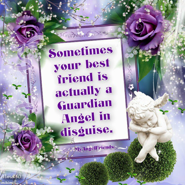angel sayings for friends - photo #27