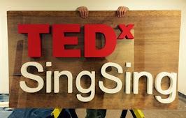 Event: TEDx SingSing Dec. 3, 2014.