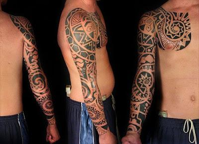 Dicas de Tatuagens Tribais (desenhos e fotos)