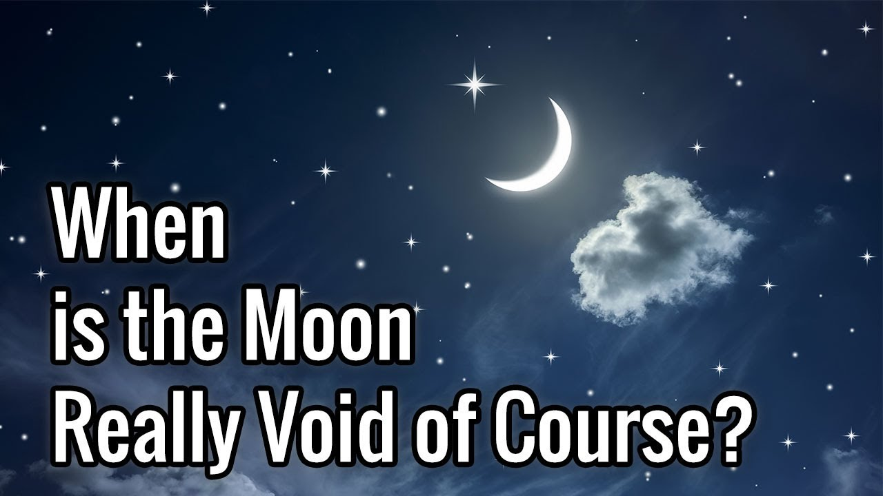 MOON VOID OF COURSE INFO