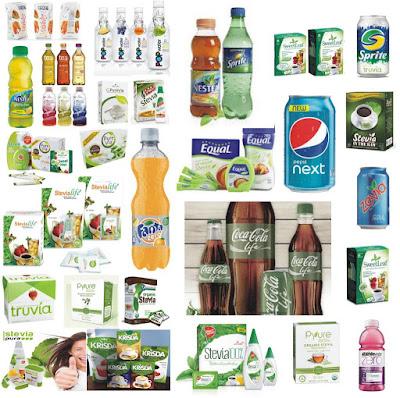 produk stevia
