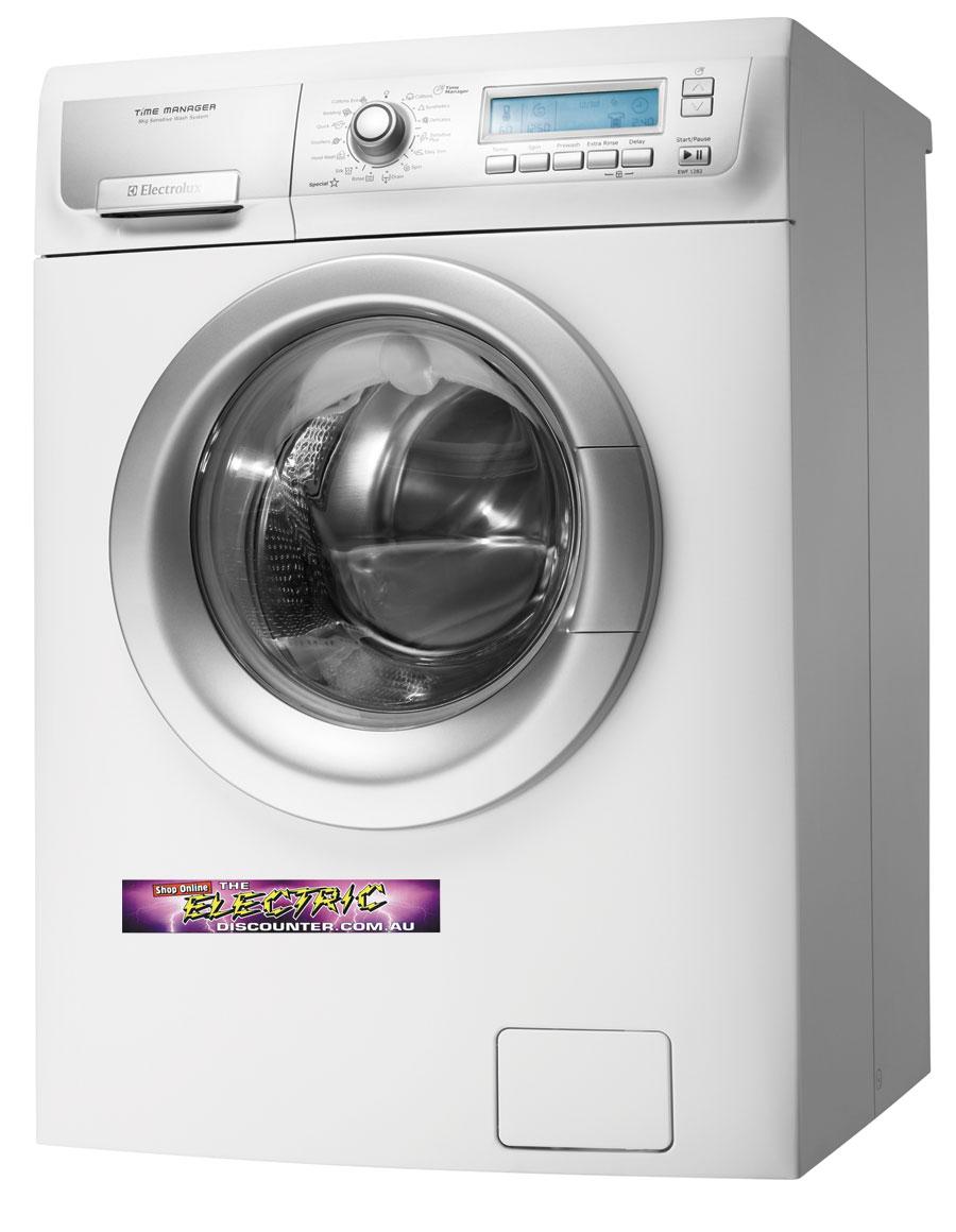 Một số lưu ý khi lắp đặt và chống rung cho máy giặt Electrolux.