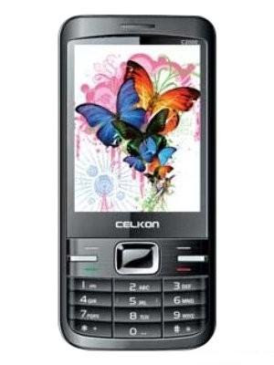 new Celkon C2000 Mobile Phone Review and Specification 2011
