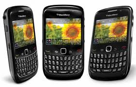 Ponsel Blackberry Curve 8530 Smart