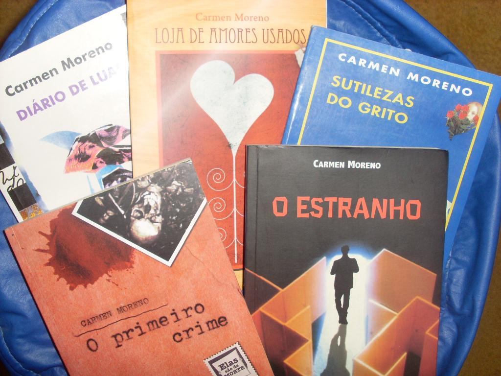 Romance, conto e poesia: