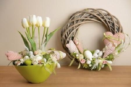 Coronas de Pascua con Ramas Secas, Ideas Naturales para Decorar