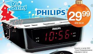 Radiobudzik Philips AJ 3116 Biedronka