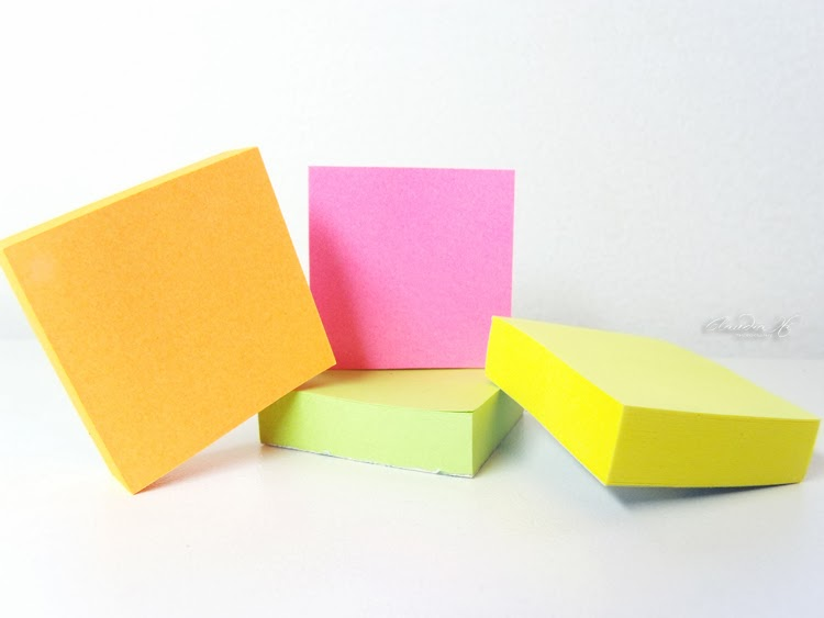 Post it coloridos