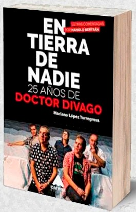 En tierra de nadie, 25 años de Doctor Divago 3