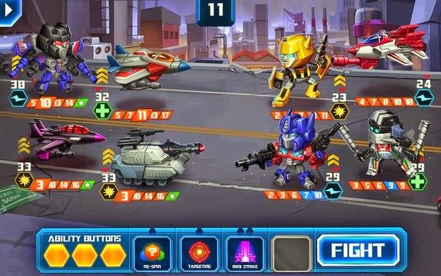 Transformers Battle Tactics Tips and Tricks