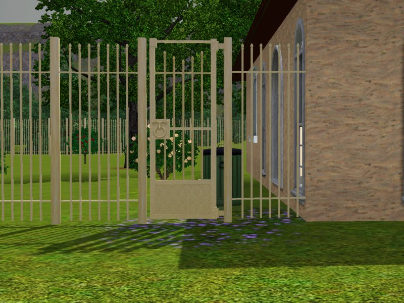 Gate+Fashion new good old fashion security gate found under Build Mode ...