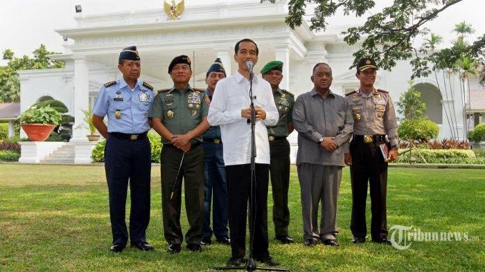 Jokowi Disarankan Blusukan ke Barak Prajurit
