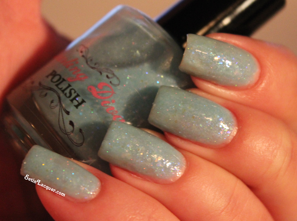 Darling Diva - Blue Opal