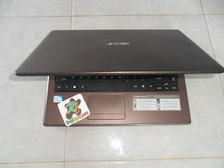 Acer Aspire 4738Z P6200 500gb Brown