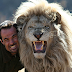 Man Attempts To Hug a Wild Lion. What Happens Next Stunned Me