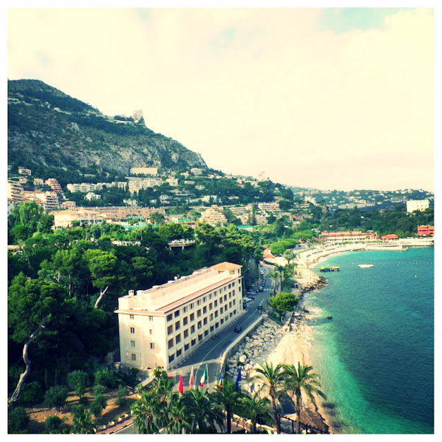The French Riviera at The Real Life of Viviana G