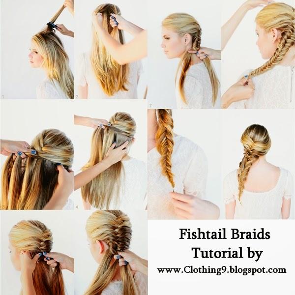 Long Hairs Braided Hairstyles Easy Tutorials Of Top Ten
