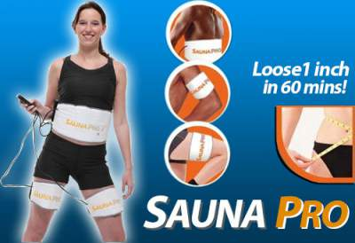Sauna Pro 3 - Pelangsing Tubuh Mudah dan Murah
