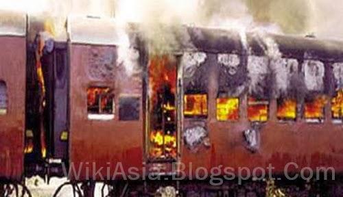 Kereta Nanded-Bangalore Express Terbakar, 23 Orang Tewas