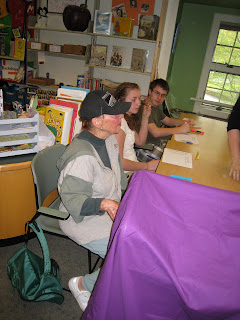 2011 Kinnelon Poetry Contest Recitation Judges
