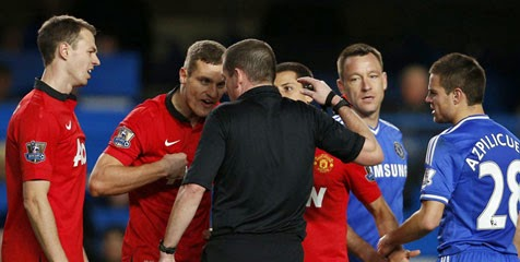 Jelang Laga Manchester United vs Chelsea, Ujian Terberat Louis van Gaal