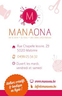 Manaona, la boutique