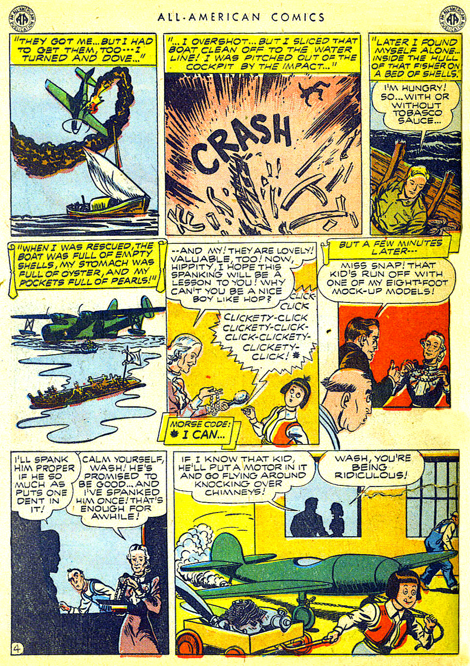 Read online All-American Comics (1939) comic -  Issue #65 - 45