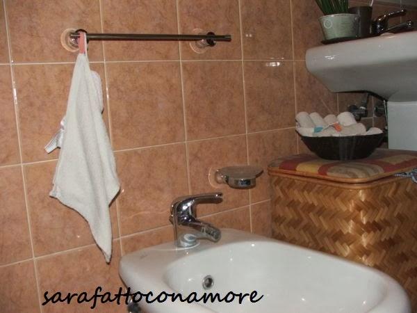 Sarafattoconamore la nostra casa a misura di bimbo bagno