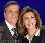 Bispos Estevevam e Sonia