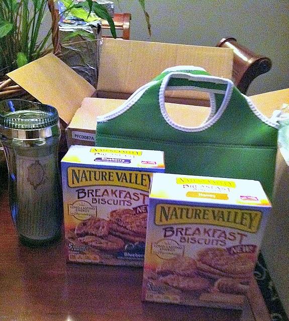 some great new breakfast options - breakfast biscuits