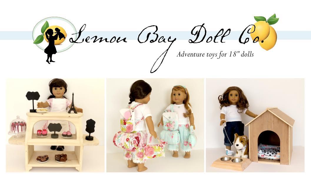 Lemon Bay Doll Co. Etsy Shop
