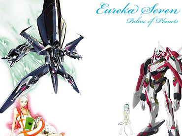 #10 Eureka Seven Wallpaper