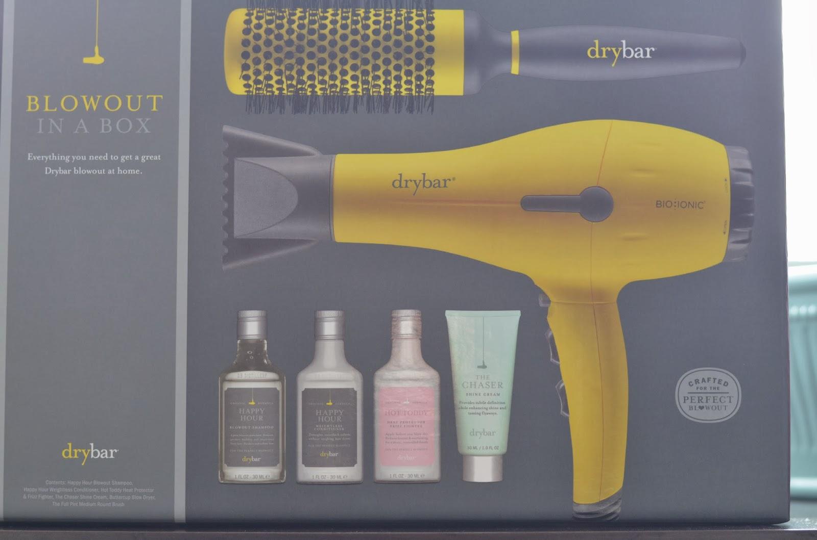 MakeUp N ALL DryBar Buttercup Review