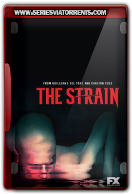 The Strain 2ª Temporada Dublado - Torrent HDTV (2015)