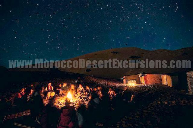 Merzouga Overnight Camel Trek